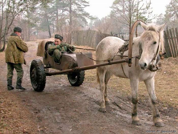 Unusual Transportation 31