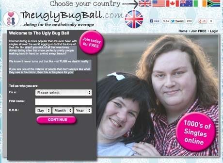 Weird dating websites