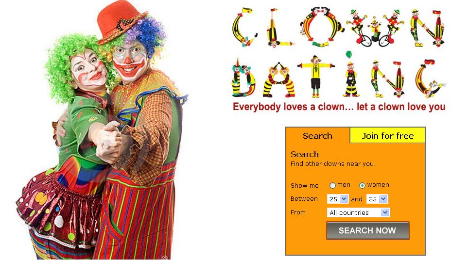 Motto: Everyone loves a clown… Let a clown love you.