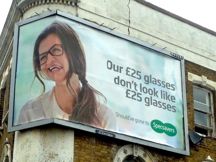 Yeah, ads are tricky...