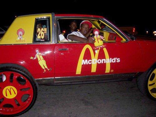 Mac Daddy McDonald's