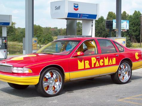 Mr. Pac Man