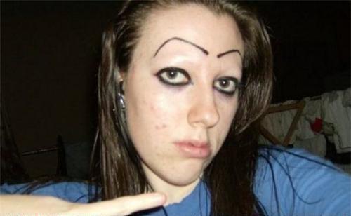 eyebrowfail bad arch