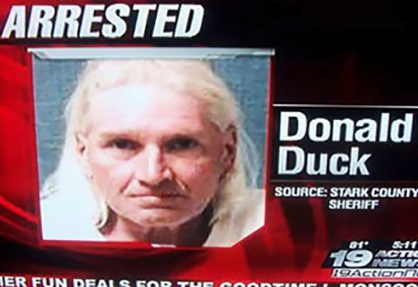 How can a guy with this name ever be taken seriously?