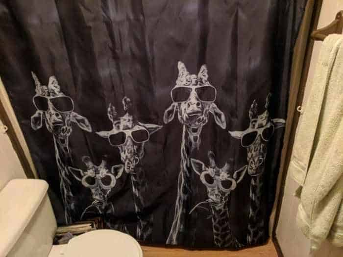 The 30 Most Bizarre and Funniest Shower Curtains Ever Designed